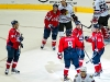 Capitals Celebrating Green's Goal