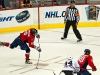Ovechkin Shoots From Circle