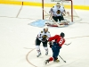Ovechkin Shoots on Crawford Again
