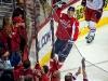 Carlson Celebrates First Period Goal