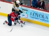 Semin Defends Against Bergeron