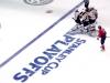 Bruins Celebrate Rolston Goal