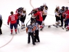 Capitals and Bruins in One of Many Scrums