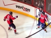 Ovechkin and Laich Celebrate