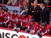 Capitals Coaches Confer