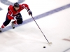 Semin Races Across Blue Line