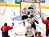 Thomas Looks For Ovechkin\'s Tying Goal