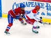 Plekanec and Alzner Chase The Puck