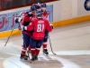 Capitals Celebrate Goal