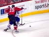 Chimera Reaches Over Subban