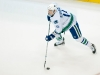 Burrows Looks To Move Puck