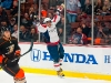 Ovechkin Celebrates in Anaheim #2