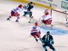 Rebound in Front of Varlamov