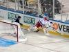 Varlamov Plays Puck Ahead of Cooke