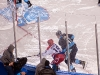 Backstrom and Staal In Wet Corner