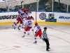 Capitals Celebrating Knuble\'s Power Play Goal