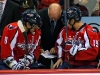 Boudreau Instructs Ovechkin and Backstrom