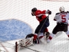 Ovechkin Trips Over Hedberg