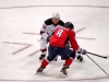 Salvador Defends Against Ovechkin