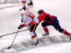 Backstrom Reaches Around Jokinen