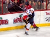 Jackman Bounces Off Ovechkin #1
