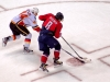 Ovechkin Going Wide Around Butler