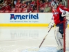Holtby Waits For Second Period To Begin