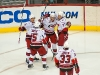 Hurricanes Celebrate Jokinen's Power Play Goal