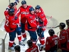 Capitals Celebrate Chimera's Goal in Spotlight