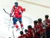 Capitals Celebrate Chimera's Goal