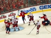 Capitals Celebrate Laich's Power Play Goal