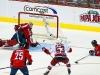 Skinner Celebrates Staal Goal