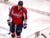 Ovechkin Returns to Bench Unhappy