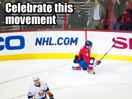 Celebrate this movement.