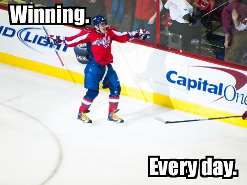 Winning. Every day.