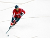 Wideman With Puck Deep in Capitals\' Zone