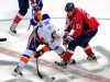 Tavares and Laich Faceoff