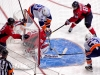 Neuvirth Protects His Net