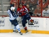 Byfuglien and Ovechkin Collide