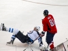 Wheeler Falls to Orlov Hip Check