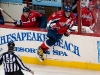 Ovechkin Hops Over the Boards