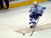 Stamkos Skates Up Ice With Puck