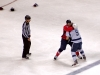Alzner and Downie Fight