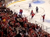 Brouwer And Everyone Celebrate the Hat Trick