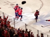 Brouwer, Weagle and Everyone Celebrate the Hat Trick