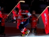 Ovechkin Takes To The Ice