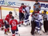 Caps and Lightning Post Whistle Action