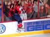 Ovechkin Jumps the Glass Like the Old Days