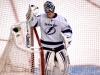 Tokarski Makes First NHL Start