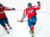Ovechkin Celebrates Another Goal